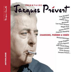 Jacques Prévert 歌手頭像