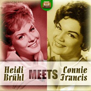 Heidi Brühl, Connie Francis 歌手頭像