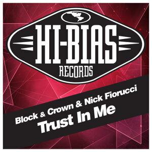 Nick Fiorucci, Block & Crown 歌手頭像