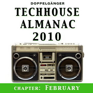 Techhouse Almanac 2010  Chapter February 歌手頭像