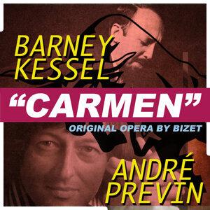 Barney Kessel, Andre Previn 歌手頭像