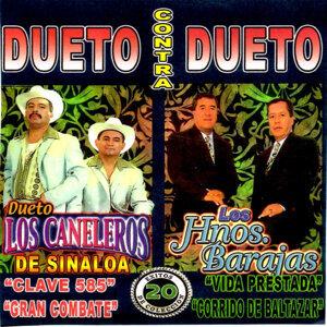 Los Caneleros de Sinaloa, Los Hnos. Barajas 歌手頭像