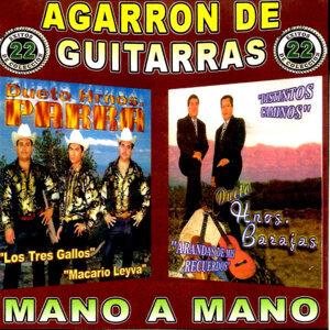 Dueto Hermanos Parra, Dueto Hermanos Barajas 歌手頭像