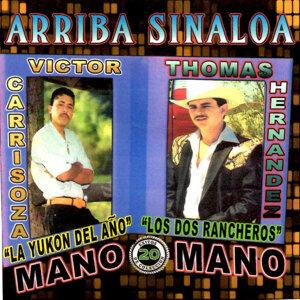Victor Carrisoza, Thomas Hernandez 歌手頭像
