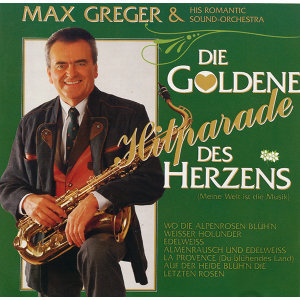 Max Greger Orchester アーティスト写真