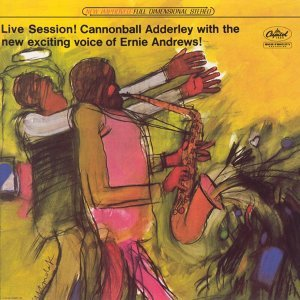 Cannonball Adderley & Ernie Andrews 歌手頭像