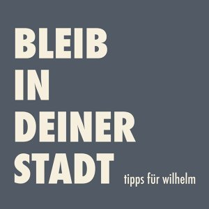 Tipps Für Wilhelm