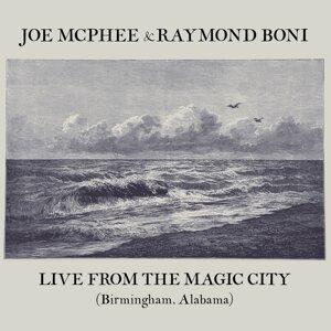 Joe McPhee, Raymond Boni 歌手頭像