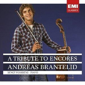 Andreas Brantelid 歌手頭像