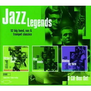 Jazz Legends - Strike Up the Band/Blue Moods/Blowing My Horn 歌手頭像