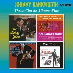 Johnny Dankworth 歌手頭像