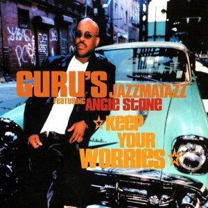 Guru's Jazzmatazz Featuring Angie Stone 歌手頭像