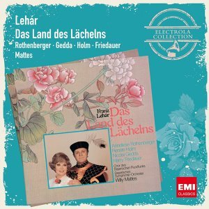 Anneliese Rothenberger/Nicolai Gedda/Renate Holm /Chor des Bayerischen Rundfunks/Symphonie-Orchester Graunke/Willy Mattes/Harry Friedauer 歌手頭像