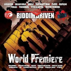 Riddim Driven: World Premiere アーティスト写真