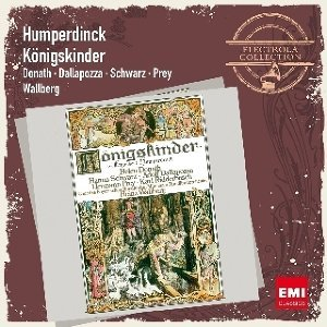 Helen Donath/Adolf Dallapozza/Hermann Prey/Hanna Schwarz/Chor des Bayerischen Rundfunks/Münchner Rundfunkorchester/Heinz Wallberg/Tölzer Knabenchor