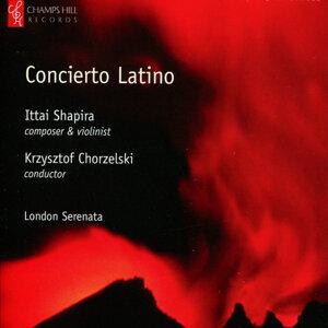 Ittai Shapira/English Chamber Orchestra/Charles Hazlewood 歌手頭像