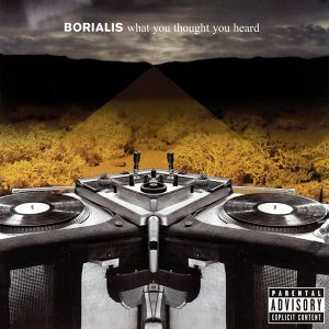 Borialis 歌手頭像