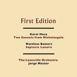 The Louisville Orchestra, Jorge Mester 歌手頭像