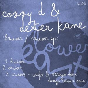 Cozzy D, Dexter Kane 歌手頭像