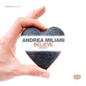 Andrea Miliani 歌手頭像