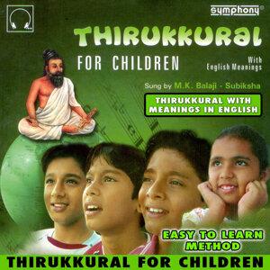 Subhiksha, M.K.Balaji 歌手頭像