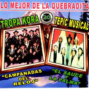 Tepic Musical, Tropa Kora 歌手頭像