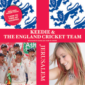 Keedie, The England Cricket Team 歌手頭像