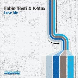 Fabio Tosti, K-Max 歌手頭像