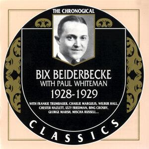 Bix Beiderbecke With Paul Whiteman, Bix Beiderbecke, Paul Whiteman 歌手頭像