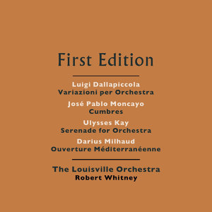 Robert Whitney, The Louisville Orchestra 歌手頭像