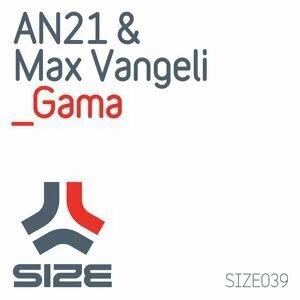 AN21 Max Vangeli 歌手頭像