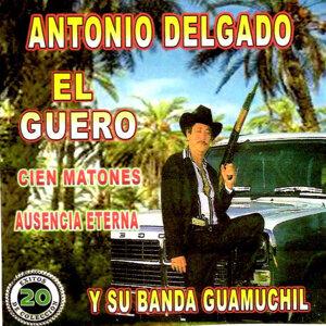 Antonio Delgado 歌手頭像