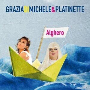 Grazia di Michele e Platinette