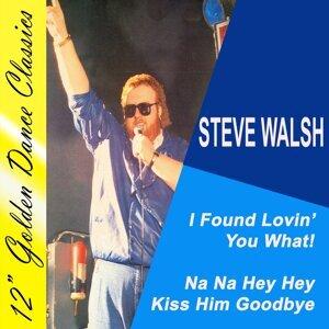 Steve Walsh 歌手頭像