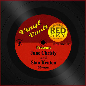 June Christy, Stan Kenton 歌手頭像