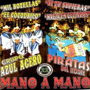 Grupo Azul Acero, Los Piratas del Norte 歌手頭像