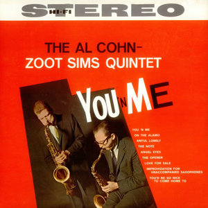 The Al Cohn-Zoot Sims Quintet 歌手頭像