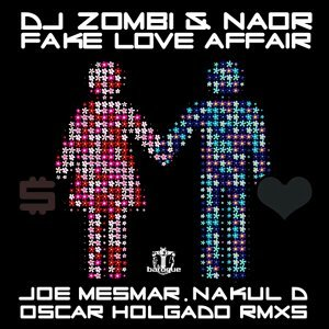 Dj Zombi, Naor 歌手頭像