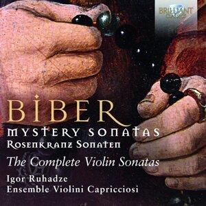 Ensemble Violini Capricciosi & Igor Ruhadze 歌手頭像