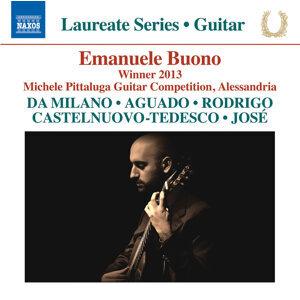 Emanuele Buono 歌手頭像