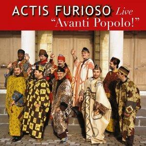 Carlo Actis Dato, Actis Furioso Live 歌手頭像