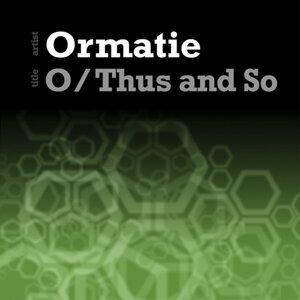 Ormatie 歌手頭像