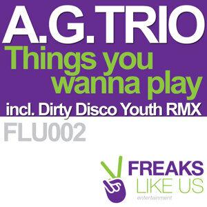 A.G.Trio 歌手頭像