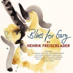 Henrik Freischlader 歌手頭像