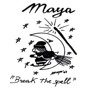 Maya 歌手頭像