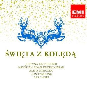 Justyna Reczeniedi, Krystian Adam Krzeszowiak & Trio Con Passione 歌手頭像