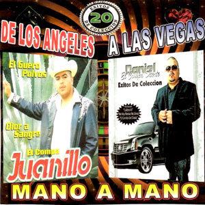El Compa Juanillo, Daniel El Compa Suerte 歌手頭像