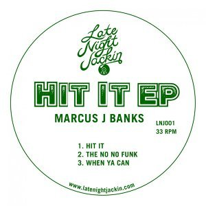 Marcus J Banks 歌手頭像