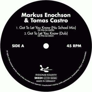 Markus Enochson feat. Tomas Castro 歌手頭像