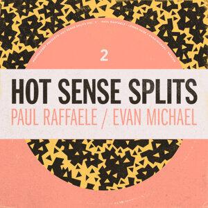 Paul Raffaele, Evan Michael 歌手頭像
